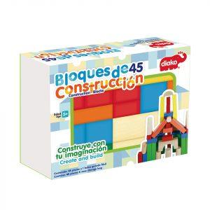 BLOQUES DE CONSTRUCCIÓN 45