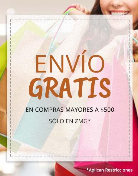 Envío gratis ZMG - Borucas & Garabatos