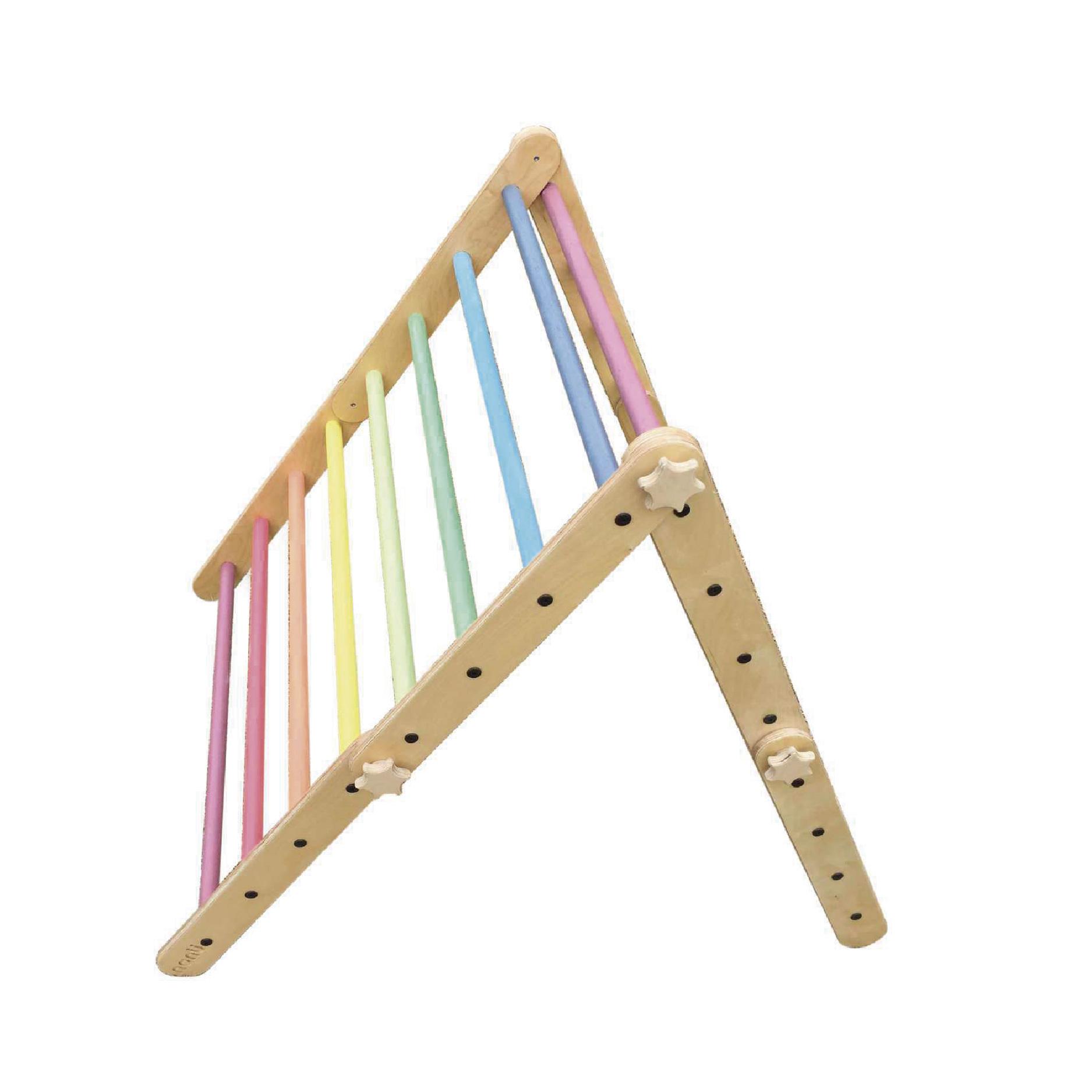 Triángulo de pikler - Borucas y Garabatos