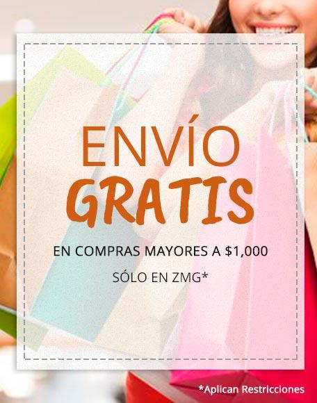 Promo envio - Borucas y Garabatos
