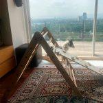 Triángulo de con rampa pikler – Borucas y Garabatos