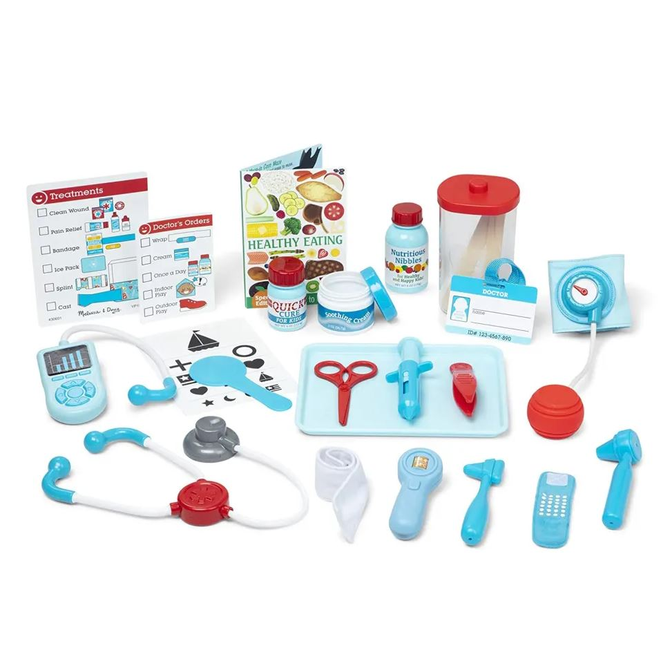 Set de doctor melissa & doug