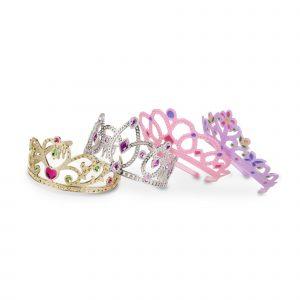 tiara princesas melissa & doug